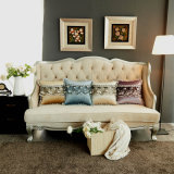 O melhor descanso do coxim do Throw de Velvt da cintura do sofá da decoração da HOME do projeto