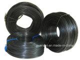 黒によってアニールされる鉄ワイヤー4mm (製造業者)