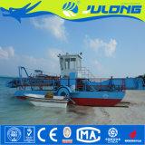 La recogida de residuos de alta calidad /Máquina cosechadora de malezas acuáticas