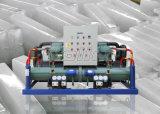 セリウムの公認の商業ブロックの製氷機(15tons/day)
