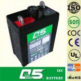 2V150AH AGM, gélifient la batterie d'Aicd de fil réglée par soupape rechargeable profonde de batterie de pouvoir de batterie d'énergie solaire de cycle de batterie rechargeable pour la batterie de longue vie