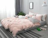 Microfiberの綿の寝具の一定のプラント