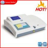 Heißes verkaufenlabormedizinisches verwendetes Halb-Selbstbiochemie-Analysegerät (YJ-S5)