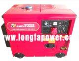 Buckcasa 7kVA комплект генератора 3 участков супер молчком тепловозный