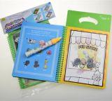 La scheda di stuoia magica di Doodle della pittura della penna dell'acqua dell'illustrazione scherza il giocattolo
