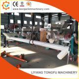 木製の供給の適用範囲が広いねじコンベヤー機械はラインを小球形にする