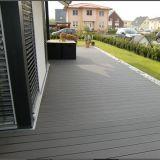 WPC compuesto de plástico de madera revestimientos de suelos de exterior