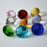 Wedding Souvenir Gift Paperweight Decoration를 위한 다채로운 Crystal Diamond