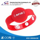 Wristband disponible de 125kHz RFID