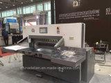 Doppelte hydraulische Papierausschnitt-Maschine mit Touch Screen