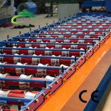 Feuille d'acier de couleur Pre-Pained machine à profiler pour panneau de toit