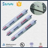 Puate d'étanchéité de silicones de qualité supérieur pour la feuille et l'aluminium en aluminium