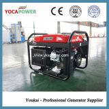 3kVA 휴대용 가솔린 휘발유 발전기 세트