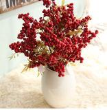 ホーム結婚式のクリスマスの装飾のための人工花
