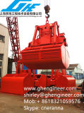 30t Marine Crane Hydraulic Clamshell Grab Bucket Bucket