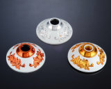 特別なデザインABS E27およびB22ランプのホールダー