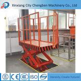 Matériel de levage hydraulique stationnaire de sous-sol/cargaison de garage pour le levage lourd de véhicule