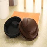 Couvercle en silicone de qualité alimentaire pour une tasse de café à 360 millilitres