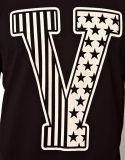 Bon marché personnalisé les hommes de bonne qualité de la mode pour le coton T-shirt imprimé