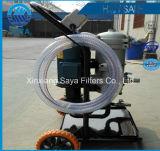 Zweistufige Filtration-Maschine des überschüssigen Schmieröl-Lyc-A100
