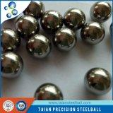 Material de Aço do rolamento de esferas sólidas as esferas de aço de carbono