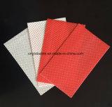 Saugfähige Auflagen mit Film-Gebrauch für das verpackentellersegment alle Art saugfähige Auflagen mit Farben