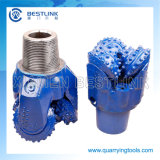 "12 Tricone 1/4 ""(IADC 517) TCI Oil Oil Drilling Rigs for Drilling Rig Bits rotatifs à perçage dentaire"