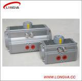 Алюминиевый Сплав Тип Роторный Клапан Пневматический Привод