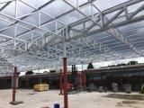 Una instalación rápida Estructura de acero prefabricadas Construcción Taller 673