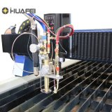Machine de Om metaal te snijden van het Plasma hallo-q