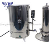 Edelstahl-doppelte Destillation-Laborwasser-Destillierapparat