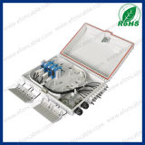 Caja Distribucion 16 Salidas Con PLC Splitter 1 * Conector 16 Sc / APC