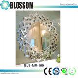Luxo estilo europeu 90*90 Parede Espelho de Arte Decorativa