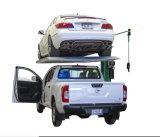 Hydraulischer beweglicher einzelner Pfosten-Auto-Parken-Aufzug