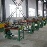 Scherende u. aufschlitzende Maschine, Metallaufschlitzende Stahlmaschine