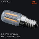 Bulbo da câmara de ar do filamento do diodo emissor de luz da venda direta T20 da fábrica