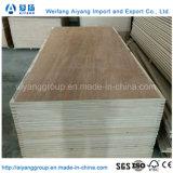 Suelo de la madera contrachapada del envase de 21/19 capa en existencias