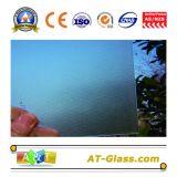 glas van het Venster van het Glas van 4mm het Decoratieve Duidelijke Gevormde