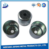 Froid acier inoxydable en aluminium/estampant des pièces pour le shrapnel/chapeau/rondelle