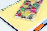 Cassa su ordinazione trasparente del telefono stampata IMD per il iPhone