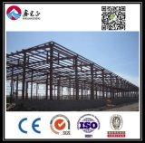 Estrutura de aço personalizados de alta qualidade (Depósito BYSS032)