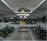 Mulit-Stufe automatisiertes Roboter Ppy Fläche-Bewegendes Parken-System