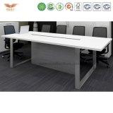 Mesa de reuniones de madera de los muebles de oficinas