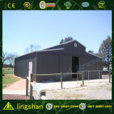 Prefabricated 강철 구조물 말 헛간 디자인