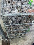 Viele sortieren Gabion Ineinander greifen Gabion Kasten
