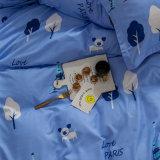 Neuer Entwurf druckte Mikro-Polyester-Bettwäsche-gesetzten Bett-Deckel