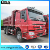 High Quality HOWO Dump Truck 6X4 Tipper Truck