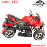 De nieuwe Vierling van het Ontwerp 250cc