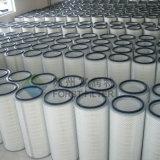 Element van de Filter van de Lucht van Forst het Industriële Stof Geplooide