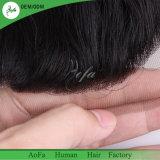 Nouvelle vague profonde d'arrivée 100% Remy humain Sèche cheveux brésiliens frontale